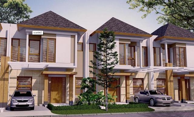 Foto: Rumah Cluster Anigre Banjar Wijaya Tangerang