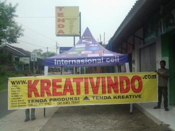 Foto: Jual Tenda di Jogja