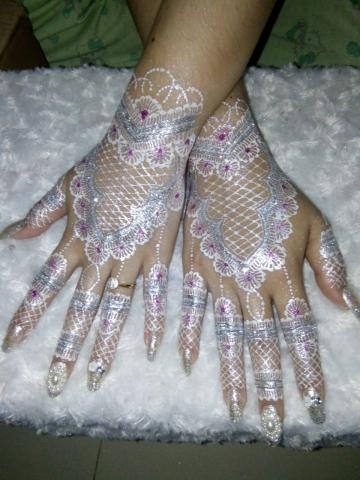 Foto: Jasa Henna Art Wedding