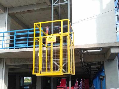 Foto: Jasa Pembuatan Lift Barang / Cargo Lift