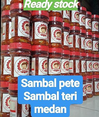 Foto: Sambal Mbok Sri Sidoarjo