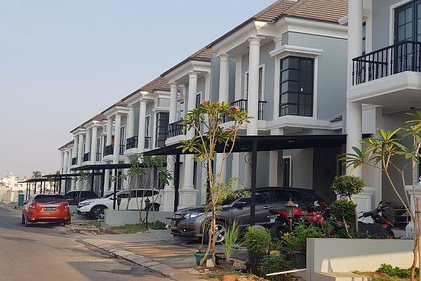Foto: Rumah Baru Banjar Wijaya Tangerang