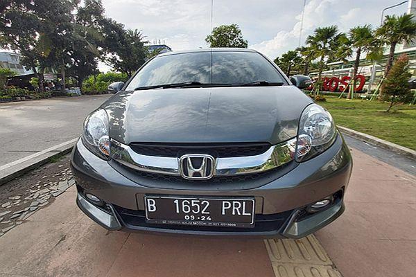 Foto: Jual Mobil Bekas Honda Mobilio Tipe E Manual 2014