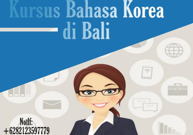 Foto: Kursus Bahasa Korea di Bali