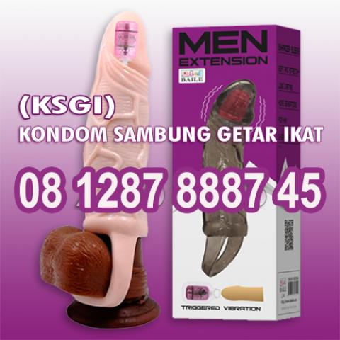 Foto: Kondom Sambung Ikat Getar