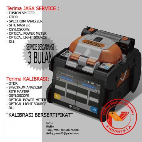 Foto: Service Splicer Terbaik Dengan Hasil Terbaik – Tangerang