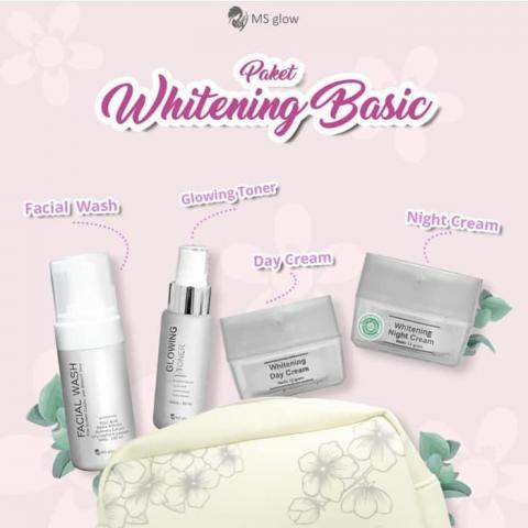 Foto: MS Glow – Paket Whitening