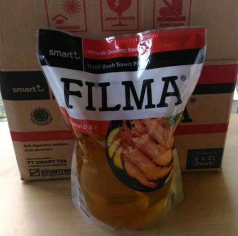 Foto: Grosir Filma Minyak Goreng Non Kolesterol Refill