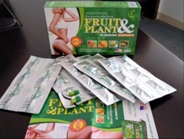 Foto: Fruit & Plant Asli Bandung Obat Pelangsing Badan