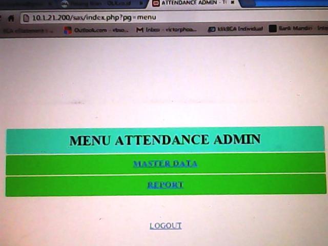 Foto: Software Sistem Absensi dan Penggajian Harga Termurah