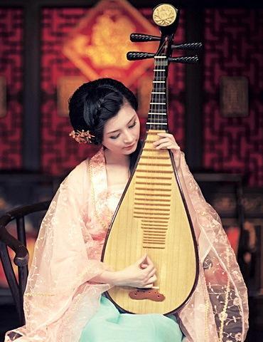 Foto: Grup Musik Guzheng Citra