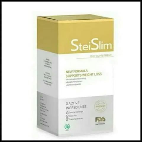 Foto: Obat Stei Slim Pelangsing Asli Herbal Terbaik