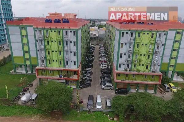 Foto: Sewa Apartemen Delta Cakung Studio Jakarta