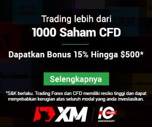Foto: Trading Forex Dengan Spread Terendah