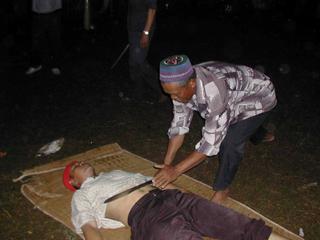 Foto: Grup Debus Pagar Alam