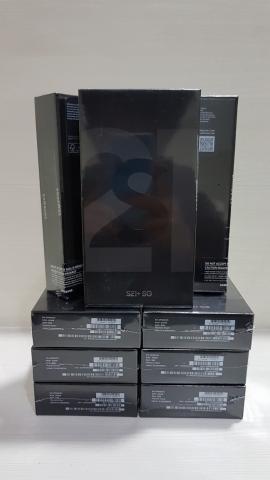 Foto: Jual HP Samsung Galaxy S21 BM Jakarta